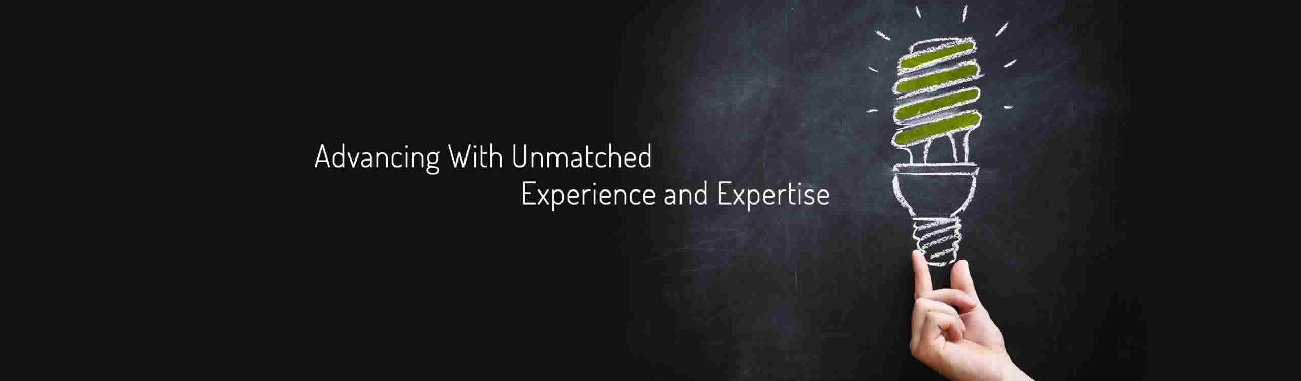 Advancing With Unmatched Experience and Expertise